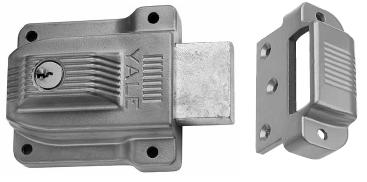 Yale 112-1/4 / 112-1/4F Series Heavy-duty Latchbolt