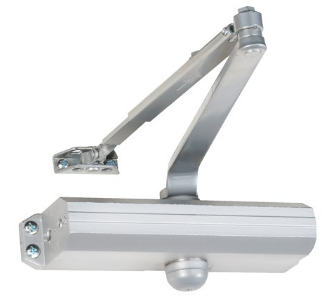 Yale 151 Multi-Sized Door Closer W/ Hold Open Arm
