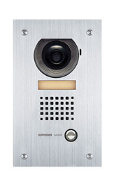 Aiphone AX-DVF Flush Mount Audio/Video Door Station For AX Series