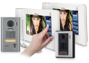 Video Intercom with 7-Inch Touchscreen System