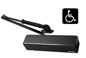 S.Parker BF900 Door Closer - Barrier Free