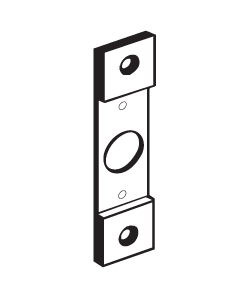 Conversion Plates Locks And Door Hardware At American Locksets