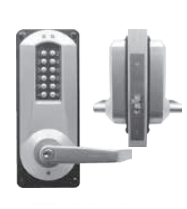 Kaba Eplex E5086BWL Double Sided Mortise lock - IC Core For Best