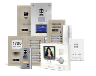 Multi-Tenant Entry Security System