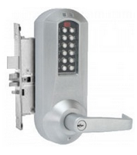 Kaba Eplex E5067BWL626-41 Keypad Mortise lock W/ deadbolt - IC for Best