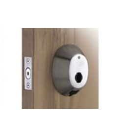 Kaba Multihousing RD01-26D InSync D Lock, Deadbolt, Unit, Satin Chrome