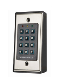 Alarm Controls KP-100 Self Contained Digital Keypad