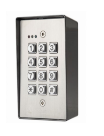 Alarm Controls KP-400 Digital Keypad - Weather-Proof & Vandal-Proof