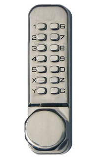 Simplex LD450 Series Lock