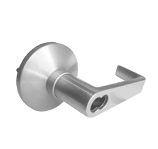 S.Parker DLL520DCHIC Lever Trim For Panic Device Prepared For Interchangeable Core - Storeroom