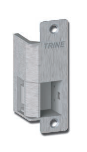 Trine EN430 Outdoor Electric Strike - Cavity Centerline Offset