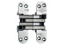 "Soss 218 FR Fire Rated Invisible Hinge 1-3/4"" Minimum Door Thickness"
